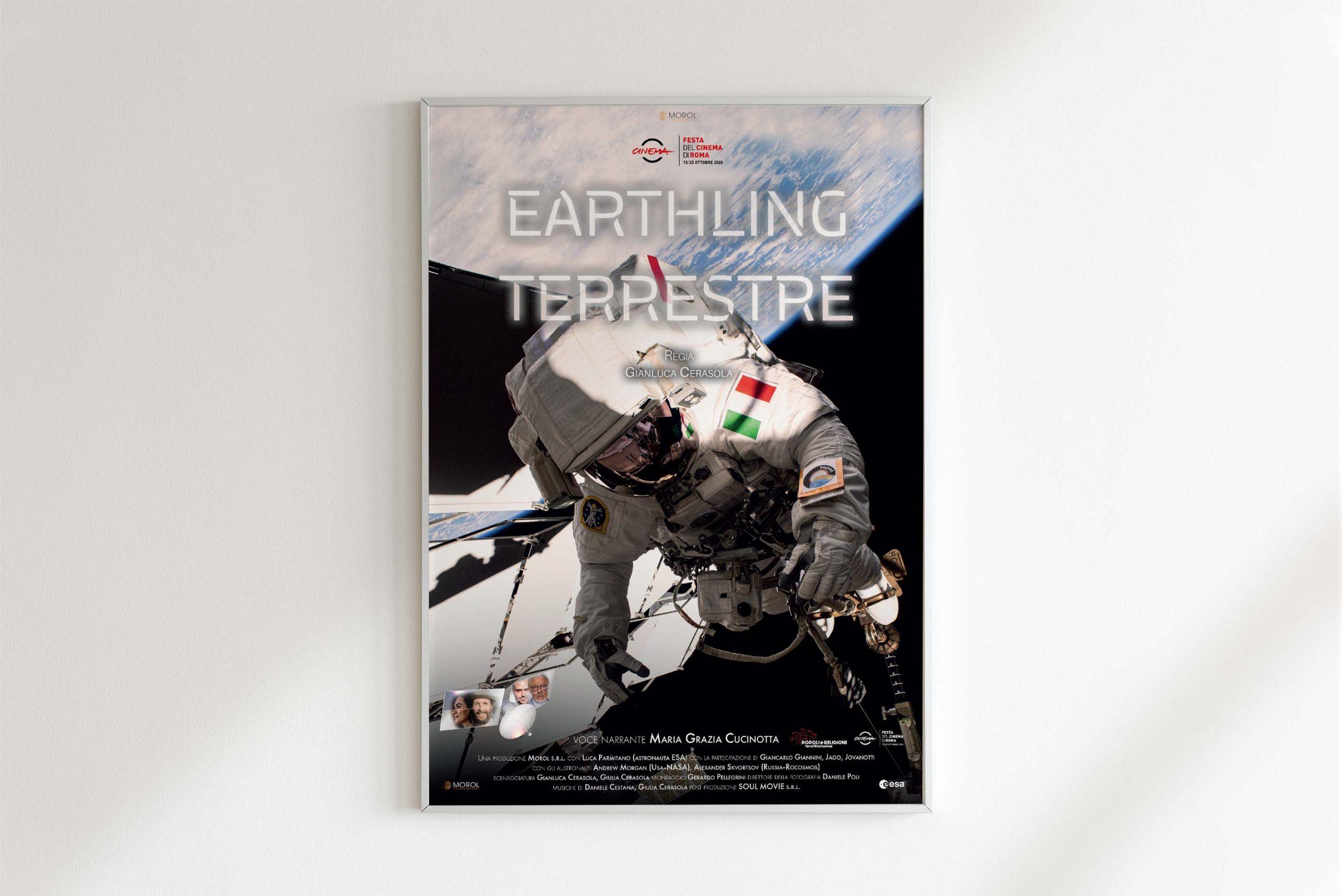 Earthling terrestre locandina
