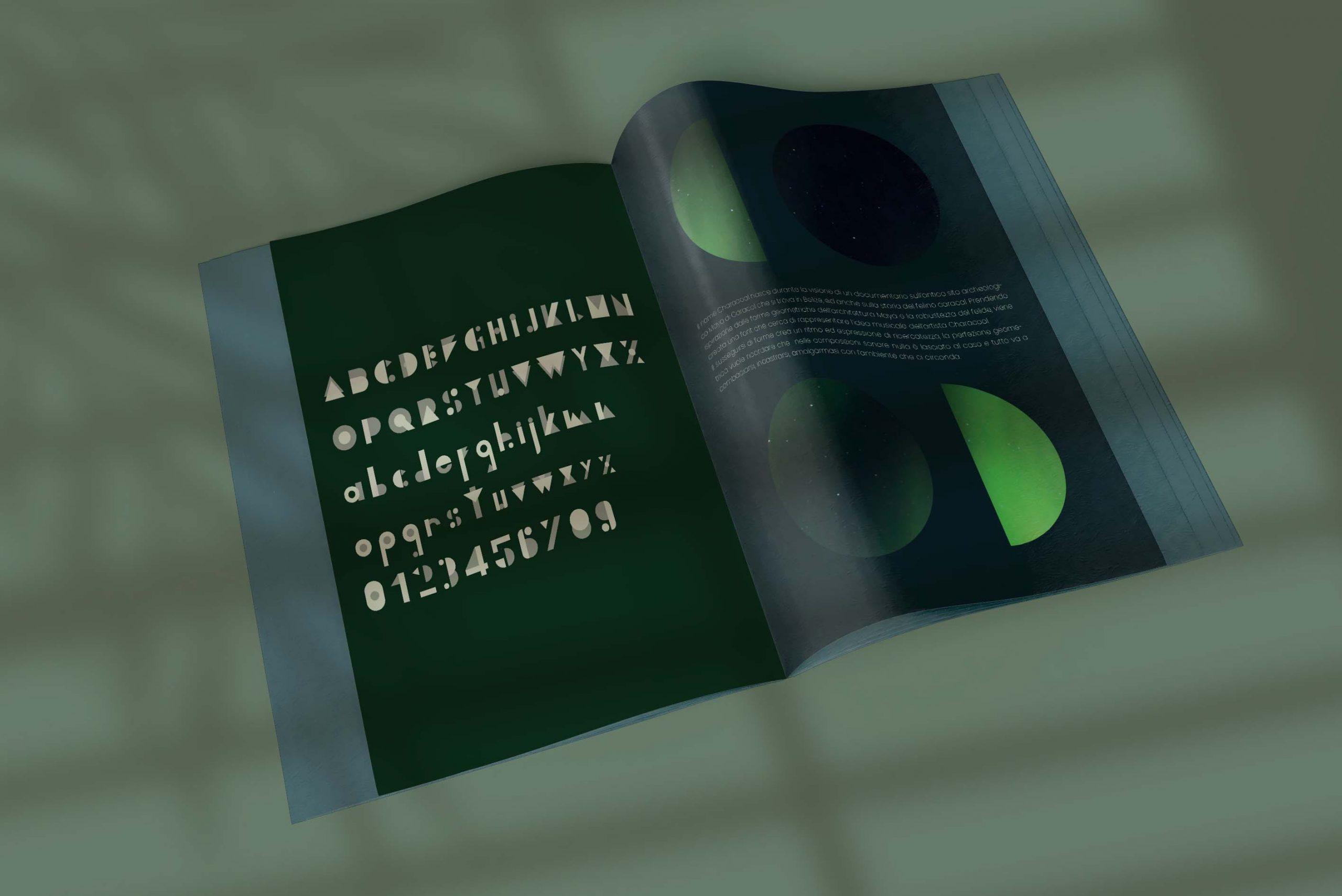 magazine characoal 3