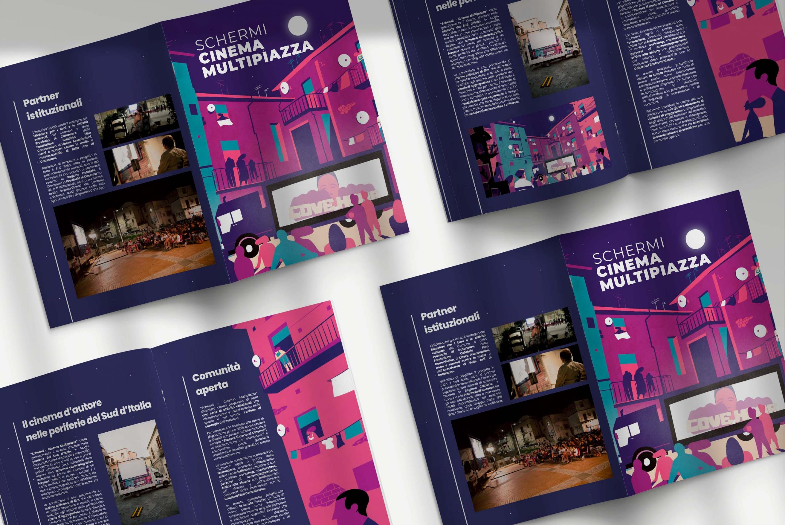 Brochure Schermi